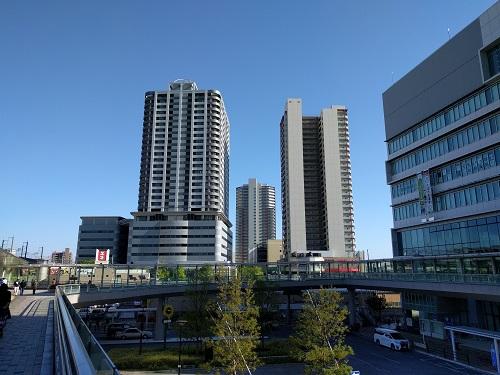 武蔵浦和の再開発