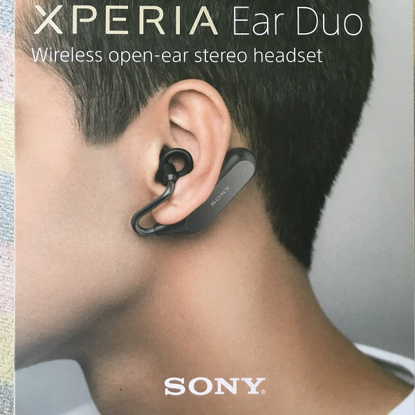 Xperia Ear Duo XEA20 雑感